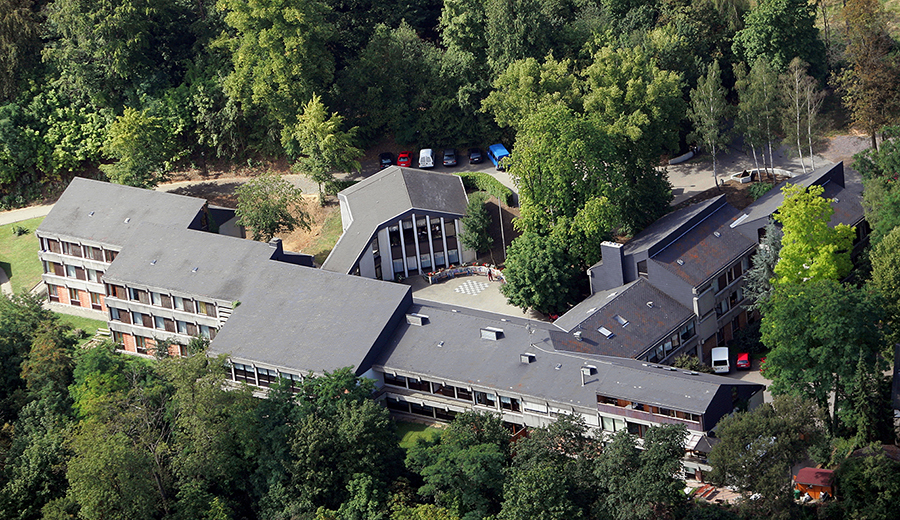 Das Jugendgästehaus Oberwesel. Seit fast 20 Jahren die Heimat der IMC Musikcamps